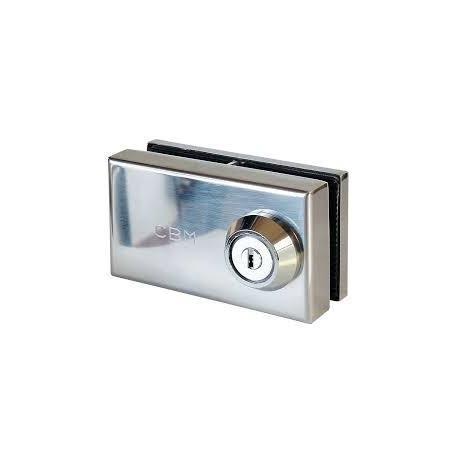 Cerradura Cristal 01-P