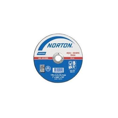 Disco Norton 125 x 1 x 22