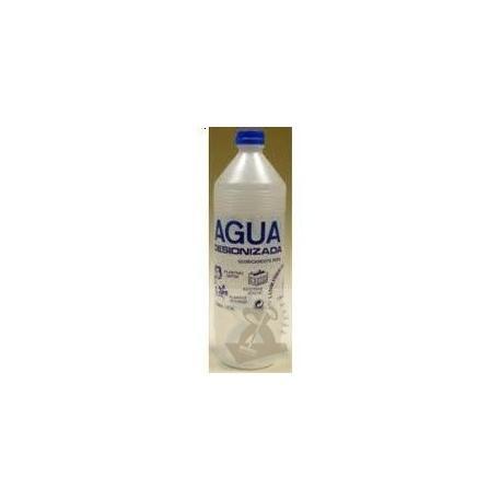 Agua Destilada 1L