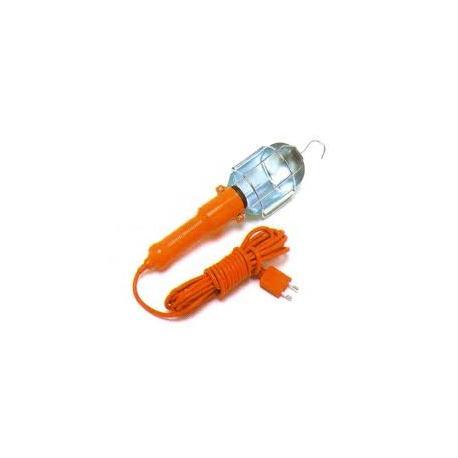 Portatil metalico 10 m c/cable